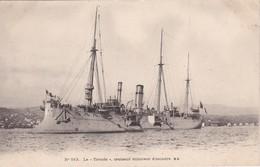 Le Troude, Croiseur Eclaireur D'escadre - Guerra