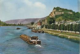 GIVET : La Meuse Et Le Fort Charlemont - RARE VARIANTE - Courrier De 1968 - Givet