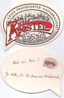 #D221-036 Viltje Zwôlf Apostel - Sous-bocks