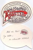 #D221-038 Viltje Zwôlf Apostel - Sous-bocks