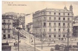 CP - Hotel Continental - Vigo Portugal - Hotels & Restaurants