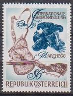 Österreich 1978 Nr.1572 ** Postfr.Intern. Jagdausstellung, Marchegg ( 4277 )günstige Versandkosten - 1971-80 Neufs