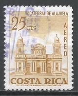 Costa Rica 1967. Scott #C455 (U) Cathedral Of Alajuela * - Costa Rica