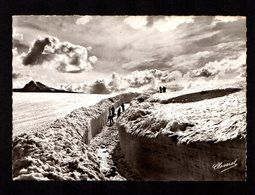 !! PROMO RENTRÉE !!  à 1 Euro  ANDORRE ANDORRA  Déneigement Envalira    Edit. Claverol N° 56 Neuve TTB - Andorre