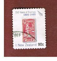 NUOVA ZELANDA (NEW ZEALAND) - SG 2784b   -  2005   150^ ANNIV. STAMPS: HEALTH 1931 -  USED° - New Zealand