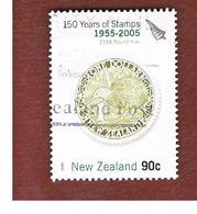 NUOVA ZELANDA (NEW ZEALAND) - SG 2792   -  2005   150^ ANNIV. STAMPS:   ROUND KIWI 1988   -  USED° - New Zealand