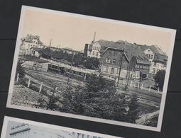 Elsenborn Liege   Gare Station - Riproduzioni
