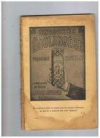 ALMANACH ANNEE  1913 COUVERTURE CHICOREE BOULANGERE CARDON DUVERGER à CAMBRAI ( NORD) - Sonstige