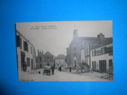 17 ) Saint-xandre : N° 49 - L'eglise Et La Mairie : Année 1913 EDIT : R.B.L.R - Altri Comuni