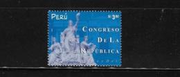Peru 2000 National Congress Sculpture MNH - Peru