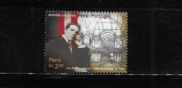 Peru 2007 Joint Issue Portugal MNH - Peru