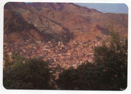 Yémen -- TAIZ --1989-- Vue Générale De La Ville De TAIZ-- Cachet --timbres - Yémen