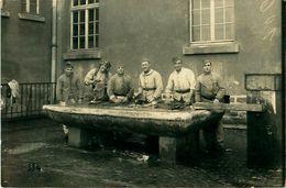 Cpa Carte Photo, Militaires Du 23e Régiment D' Infanterie à COBLENTZ, 1926 - Personnages