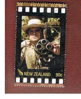 NUOVA ZELANDA (NEW ZEALAND) - SG 2828   -  2005  CINEMA: KING KONG  (C. DENHAM)                      -  USED° - New Zealand
