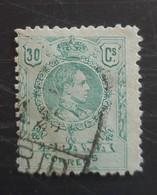 Alphonse Xlll N° 249 - 1889-1931 Royaume: Alphonse XIII