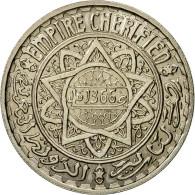 Monnaie, Maroc, 10 Francs, AH 1366/1947, Paris, ESSAI, SPL, Copper-nickel - Maroc