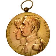Belgique, Médaille, Albert, Roi Des Belges, Landbouwfrijskamp, Loo-Christi - Autres