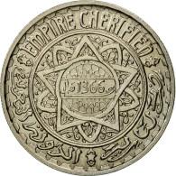 Monnaie, Maroc, 10 Francs, AH 1366/1947, Paris, ESSAI, FDC, Copper-nickel - Morocco