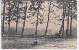 92 - Forêt De Clamart -  Point Culminant Où Fut Dressée La Tente De Bismarck. Guerre 1870 - Clamart