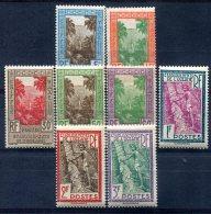 Océanie                         Taxes  10/17  ** - Oceania (1892-1958)