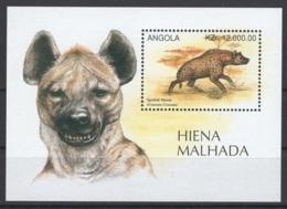 Angola. 1995. Y&T BL N° 27 **. Cote Stanley-Gibbon 2015 : 2 £ - Angola