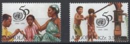 Angola. 1996. Y&T 1047/48 **. Cote Stanley-Gibbon 2015 : 4,60 £ - Angola