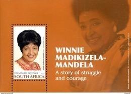 South Africa - 2017 Winnie Madikizela-Mandela MS (**) - Ungebraucht