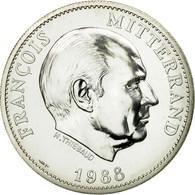 France, Médaille, Les Présidents De La République, François Mitterrand - France