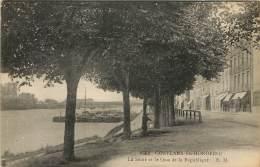 CONFLANS SAINTE HONORINE - La Seine Et Le Quai De La République - Conflans Saint Honorine