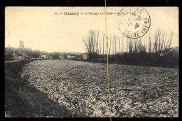 Clamecy: Le Flottage, L'yonne Couverte De Bois - Clamecy