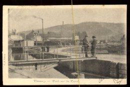 Clamecy: Pont Sur Le Canal - Clamecy