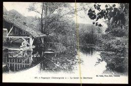 Paysage Clamecycois: Le Lavoir De Beuvron - Clamecy
