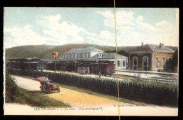 Clamecy:  La Gare, Vue Intérieure - Clamecy