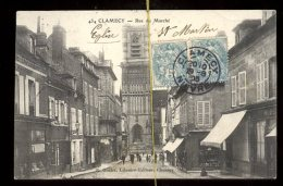 Clamecy: Rue Du Marché - Clamecy