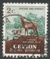 Ceylon. 1951-54 Definitives, 2c Used. SG 419 - Sri Lanka (Ceylon) (1948-...)