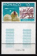 Monaco MNH Stamp - Astronomy