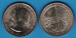 USA ¼ Dollar Washington Quarter 2010 D HOT SPRINGS ARKANSAS - Émissions Fédérales