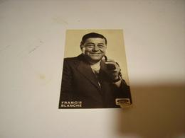 FRANCIS BLANCHE DES DISQUES VOGUE - Photos