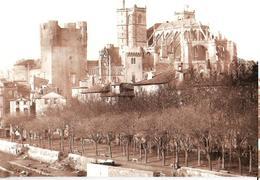 11 - NARBONNE - LES BARQUES EN 1904 - Narbonne