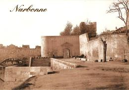 11 - NARBONNE - FORTIFICATIONS - PONT SAINTE CATHERINE - BASTION SAINT-CÔME - Narbonne