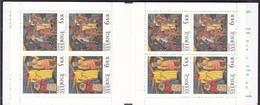 1995 EUROPA CEPT EUROPE SVEZIA Libretto Europa MNH** Sweden Booklet - Europa-CEPT