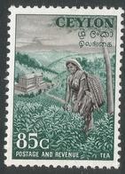 Ceylon. 1951-54 Definitives, 85c MH. SG 427 - Sri Lanka (Ceylon) (1948-...)