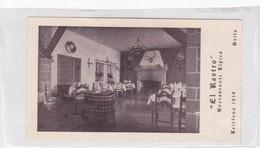 EL RASTRO. RESTAURANTE TIPICO. AVILA. ESPAÑA. CIRCA 1900's- BLEUP - Hotel's & Restaurants