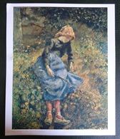 Camille Pissarro - Jeune Fille à La Baguette - Non Classificati