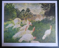 Claude Monet - Les Dindons - Non Classificati