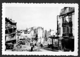 Photo Ancien / Original / World War II / Tweede Wereldoorlog / Seconde Guerre Mondiale / Oostende / Ostende / Ostend - Guerre, Militaire