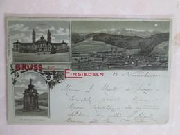 Gruss Aus Einsiedeln 1900 - Suisse