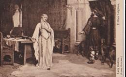 AM61 Fine Art - Lady Godiva By E. Blair Leighton - Paintings