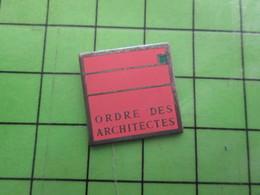 1318a Pin's Pins / Rare Et De Belle Qualité / AUTRES : ORDRE DES ARCHITECTES .......obéissez Je Le Veux ! - Pin-ups