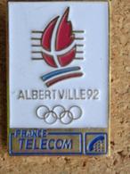 FRANCE TELECOM ALBERTVILLE 92 - France Telecom